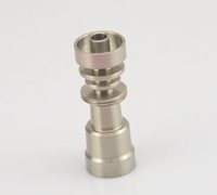 Wholesale Free DHL GR2 IN IN IN domeless titanium ti nail
