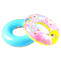 Wholesale Sweet Cartoon Pattern Swimming Ring Inflatable Water Wing Lap For Swim Beginners Seaside Beach Accessories os185