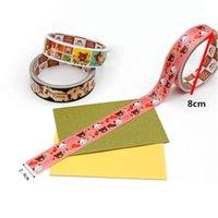 scrapbooking supplies - 6 Decorative paper tape Rilakkuma adhesive tape Scrapbooking sticky masking tape School supplies
