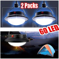 Wholesale Details about X LED Camping Outdoor Light Portable Tent Umbrella Night Lamp Lantern hiking