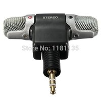 microphone - High Quality Portable New Mini Mic Digital Stereo Microphone for Recorder PC Laptop MD VoIP MSN Skype