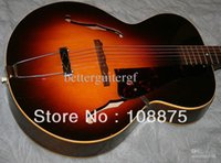 archtop guitar acoustic - Custom shop High quality guitar electric guitar Musical Instruments Archtop Acoustic Guitar GAT0158 Excellent Quality100
