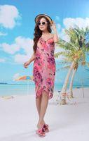 Cheap bikini swim dress Best beach cover ups