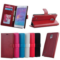 vintage frames - For Galaxy Note S5 S6 Luxury Vintage Retro Flip Wallet Leather Case With Photo Frame Card Holder Cover For Samsung edge