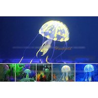 Wholesale Controlled the Random Position jellyfish Ideal decoration for the fish tank or aquarium