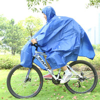 awnings fabric - in Multifunctional Raincoat Outdoor Travel Rain Poncho Backpack Rain Cover Waterproof Tent Awning Climbing Camping Hiking