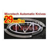 Wholesale Factory price OEM Microtech folding knife cutting tools models scarab troodon and makora Camping Tool Knife
