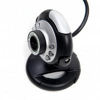Wholesale 8 Mega M USB LED Webcam Web Cam Camera Laptop Computer With Mic New