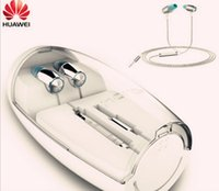 Wholesale Huawei Honor IN EAR EARBUD HEADPHONE EARPHONE Headset with Mic With Remote Control For Huawei c X P7 P6 iphone Samsung