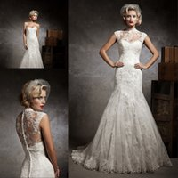 Cheap Vintage Wedding Dress with Lace Jacket 2015 Eiffelbride with Sexy Beaded Applique Sweetheart Elegant Covered Button Mermaid Bridal Dresses
