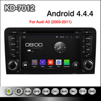 audi dvd gps - 2 din inch Pure Android Car DVD Player GPS Radio for for AUDI A3 With Stereo Radio Bluetooth Phone Support G Internet