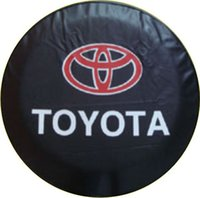 Wholesale Hot sell good quality inch PVC PU leather land cruiser spare tyre covers in China
