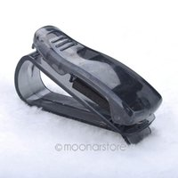 Wholesale Car Visor S shaped Sunglasses Eyeglasses Clip Business Bank Card Ticket Holder Clip