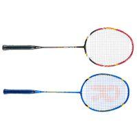 Wholesale Hot Badminton Set Carbon Fiber Aluminum Alloy Training Badminton Racket with Carry Bag Durable Lightweight Badminton Racquet