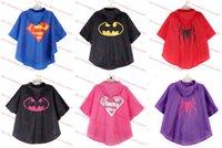 Wholesale New Kids Rain Coat children Raincoat Rainwear Rainsuit Kids Waterproof Raincoat Hot Sale