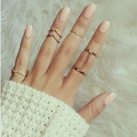 Cheap knuckle ring Best double finger ring