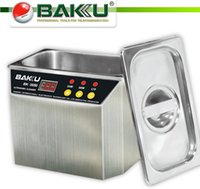 Wholesale DHL MINI Ultrasonic Cleaner BK cleaning machine Baku for Glasses watch jewelry