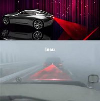 amber led lights motorcycle - Fashion Hot Car Styling Motorcycle Anti Collision Rear Laser Tail Led car Fog Lights Auto Brake Auto Parking Lamp Rearing Car Warning Light