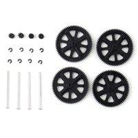 Wholesale Motor Pinion Gear Set Shaft Set for Parrot AR Drone Quadcopter Black E0Xc HM011