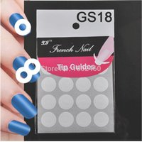 best art videos - French nail stickers D Design Tip Nail Art nail sticker BEST Fastest Watch video below