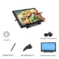 Wholesale UG1910 Inch Graphic Drawing Tablet Monitor Pen Drawing Display TFT LCD Pannel with Original Rechargeable Pen