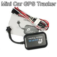 Wholesale New Mini Car Electric vehicle Bike Motorcycle Tracker GPS GSM GPRS Tracking Real Time Locator