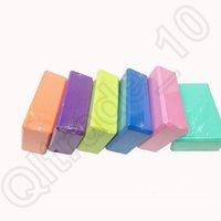 Wholesale 100PCS HHA704 Hot Lady Yoga Pilates Foam Foaming Block Brick Stretch Aid Health Fitness Exercise Gym