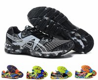 asics gel shoes - New Brand Asics Gel Noosa TRI VIII Running Shoes For Men Fashion Bright Cool Marathon Race Stable Lightweight Sneakers Eur Size