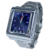 Wholesale AOKE AK912A Quad Band Watch Cell Phone with inch TFT Screen SOS Bluetooth Camera FM MP4 Ebook Watch For Android Phones Smartphone