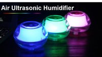 mini usb ultrasonic humidifier - Beauty Backlight Crystal USB Air Ultrasonic Humidifier Fogger Aroma Mist Maker Aromatherapy Essential Oil Diffuser for Home Office