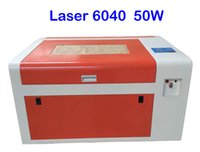 Wholesale 220V V LY CO2 Laser Engraving machine W laser CNC router with rotary axis