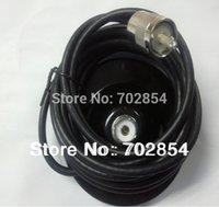 automotive base - black CM magnet amp M feeder cable Mobile Radio Automotive Magnetic Antenna Base PL259