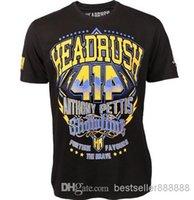 mma shirt - MMA HEADRUSH Anthony Showtime Pettis Walkout Shirt