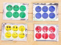 best repellents - Smiling Face Best Mosquito Natural Repellent Patch Insect bug repellent sticker Camping