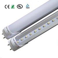 Cheap Free shipping T8 Led Tube 18W 20W Warm Natraul Cool White Led Fluorescent Lamp 85-265V 110v 220v