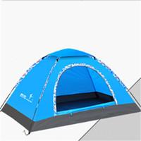 aluminum folding tent - Folding tent outdoor lovers casual camping waterproof couple aluminum naturehike tent barraca camping