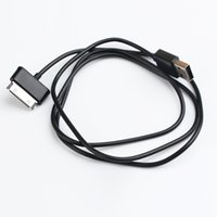 Wholesale Digital Accessories Parts Meter Length Black Standard USB Data Cables For Tablet Computers PA