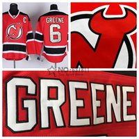 andy cotton - Factory Outlet Cheap New Jersey Devils Hockey Jerseys Andy Greene Jersey Home Red White Green Discount Andy Greene Stitched Jersey C Pat