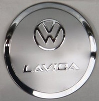 Wholesale Lavida special fuel tank cover lavida stainless steel fuel tank cover for special use volkswagen lavida fuel tank cover