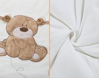baby cots for sale - Hot Sale Cotton baby crib bedding set cheap baby cribs sets bumper for cot bed cute bear baby crib cover