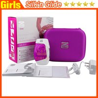 no no hair remover - 2015 Silk n Silk n Glide IPL Hair Remover with Shots Silk n Glide Epilator no hair pmd personal microderm on sale