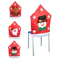 arm dining chair - christmas pattern woven Chair Set Dining Chair Slipcove K5BO