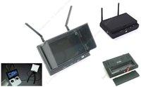 Wholesale Skyzone SKY D FPV G CH Diversity quot TFT Monitor Receiver DVR w Sunshade