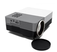 Wholesale video projectors GM50 HD Home Theater Mini LED TV Home Theater beamer multimedia projector Full HD P video