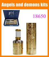 angels and demons - Angels and demons Mod Mechanical mod pk Manhattan mod Knight Fuhattan Pegasus nine mod AR e cigarette TZ278