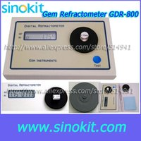 Wholesale Professional RI Test Range to RI Gem Digital Refractometer GDR