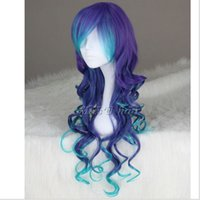 Cheap New cheap long Curly wig Cosplay Anime wig women party wigs