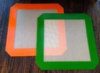 Wholesale 200X200mm New Silicone Non stick Baking Mat Manufacturer Sell Directly