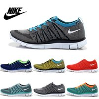 100 cotton fabric - Nike Men s FLYKNIT Free new Running Shoes Original Men s Running shoes Cheap Best Tennis Jogging Shoes