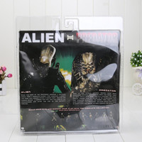 Cheap ALIEN VS PREDATOR TRU EXCLUSIVE 2-PACK ACTION FIGURE NEW RARE Children's Gift Sets